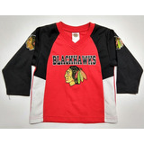 Camiseta Hockey Chicago Blackhawks Talle 2 Años Nhl 70b1e16e6e6