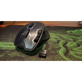 Mouse Laser Wireless Gamer 8200dpi 910-003584 - Logitech