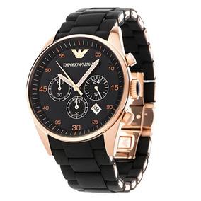 Relógio Emporio Armani Ar5905 Original + Caixa + 3 Anos De G