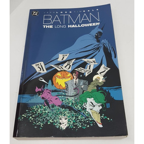 Hq Batman The Long Halloween - História Completa
