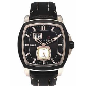 6b92e71fd85 Relogio Carl F Bucherer - Relógios no Mercado Livre Brasil