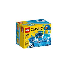 Lego Classic - Caixa De Criatividade Azul