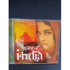 Spirit Of India - Cd Original