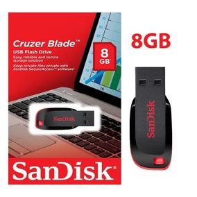 Pen Drive Sandisk 8gb Original Lacrado