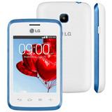 Smartphone Lg L20 Dual D105 2gb Branco/azul 2mp [vitrine]