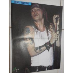 Poster Duplo Axl Rose Guns Roses