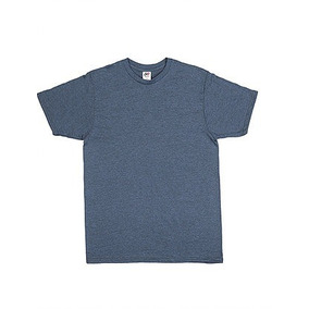 Playera London Optima Azul Rey Jaspe
