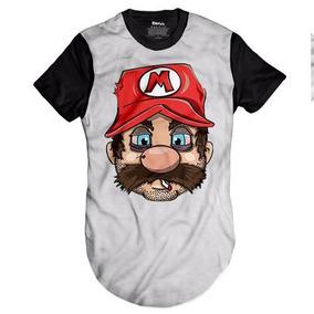Moletom Damassaclan Mario - Camisetas e Blusas no Mercado Livre Brasil b2704c73185