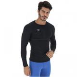 8c87fd0d02 Camisa Termica Umbro Com Proteção Uv no Mercado Livre Brasil