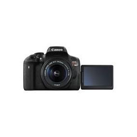 Camara Canon Eos T6i 24.2mp Lcd 3 Full Hd 24p / Kit L Cd-658