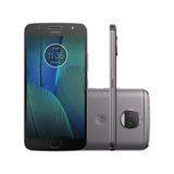 Celular Motorola Moto G5s+ Plus 32gb Platinum + Nota Fiscal