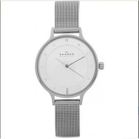 4e77160e703 Relógio Skagen Feminino Slim Original Frete Grátis. R  320