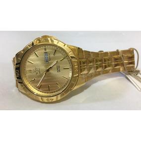 d6ec7f185b6 ... Pulseira Dourada Fundo Preto Promoção. Paraná · Relógio Vip Mh-6342-1  Feminino Original Novo Nota Fiscal