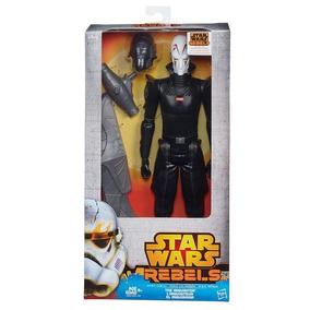 Figura El Inquisidor Star Wars Rebels Disney