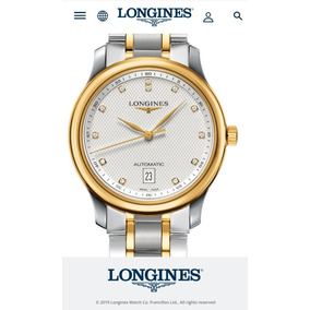 Oferta Reloj Longines Master Collection Oro/acero/diamantes