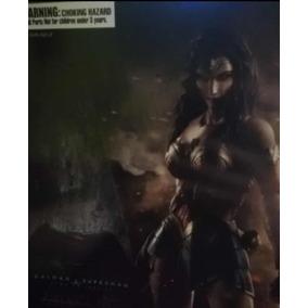 Wonder Woman Play Arts Pronta Entrega Mulher Maravilha