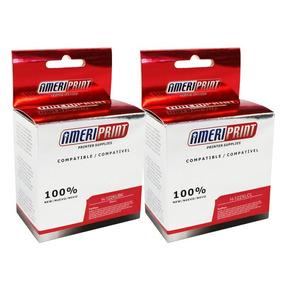 Pack Hp 122 Xl Negro Y Color Compatibles Deskjet 1050 2050