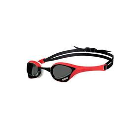 Óculos De Natação Cobra Ultra Vermelho Fume Arena