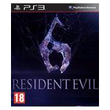 Resident Evil 6 Ultimate Edition - Ps3 - Digital - Manvicio