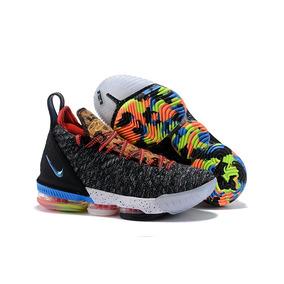 Tenis Nike Lebron 16 Lmtd What The Original