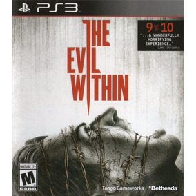 Jogo Ps3 The Evil Within Psn Play 3 Mídia Digital