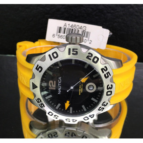 Relógio Náutica A14604g Multi Função