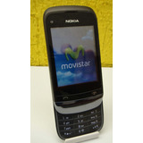Celular Nokia C2-02 Antiguo ( Movistar )