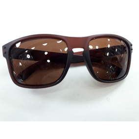 f1d97b4eb0539 Oculos Oakley Two Face Polarizado Marrom De Sol Holbrook - Óculos no ...