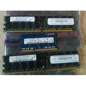 Memorias Ram Para Servidor Hynix De 4gb 2rx4 Pc2