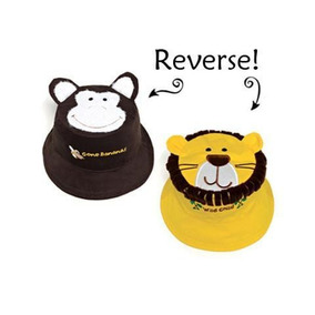 Gorro Reversible León-chango Flapjacks