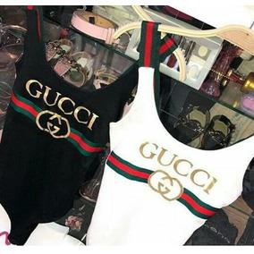 Boddy Body Gucci Para Dama