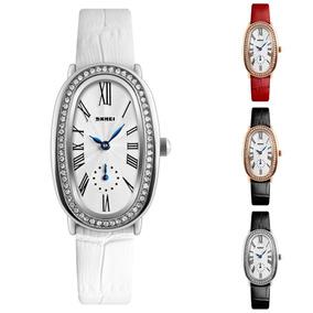 e803dfa81bb6 Reloj Dama Blanco Con Plata - Joyas y Relojes en Mercado Libre México