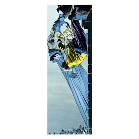 Poster Exclusivo Batman- Omelete Box
