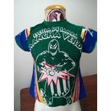 Camisa Palmeiras Feminina Mancha Verde Pernambuco Carnaval