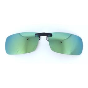 dc35a5fdab5e6 Lentes Óculos Clip On Discreto Polarizado - Óculos no Mercado Livre ...