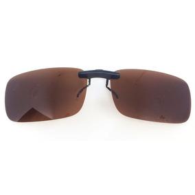 cbd06532f19c9 Lentes Óculos Clip On Discreto Polarizado Proteção U V 400