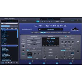 Omnisphere 2.5.2 + Keyscape + Trilian Windows E Mac Completo