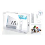 Nintendo Wii Programada Nuevo!!super Combo !gratis