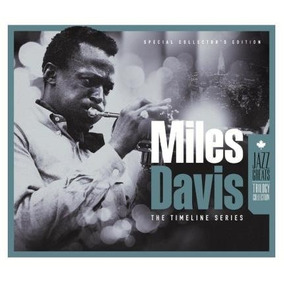 Miles Davis - The Timeline Series - 3 Cds - Digipack