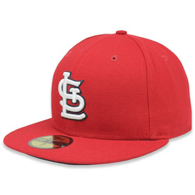 Gorra New Era 5950 Mlb San Luis Cardinals Game Rojo 677236845c4
