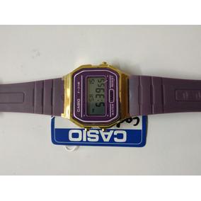 Reloj Casio Morado
