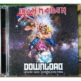 Iron Maiden Live Rio De Janeiro Bootleg - Música no Mercado