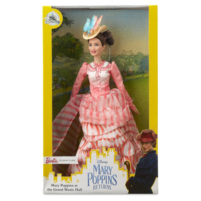 Barbie Mary Poppins Returns Colección Signature 2018
