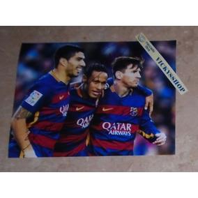 ff9a0b0e7046c Camiseta Barcelona Messi Firmada Por en Mercado Libre México