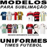 14e44c8e57 Modelos Uniformes Times Para Sublimação no Mercado Livre Brasil