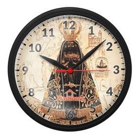 62c37520fe7 Relógio De Parede Redondo Ômega Classico Quartz Aparecida