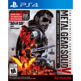 Metal Gear Solid V The Definitive Experience Ps4 Digital Gcp