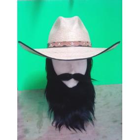 Sombrero Vaquero Palma Económico Natural Envío Gratis cfc18da6c21