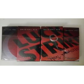 Box Cajas Cigarrillos Lucky Strike + Regalo