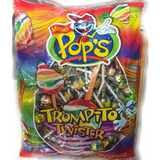 Chupetin Trompito Twister X50un Mr Pop Barata La Golosineria